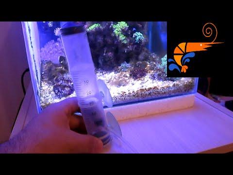 Скиммер для морского аквариума своими руками