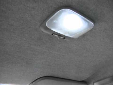 Подсветка на ланос видео
