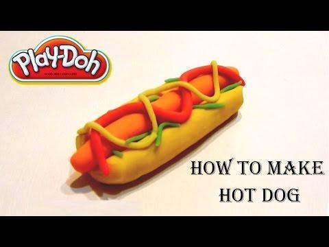 Как сделать хот дог видео