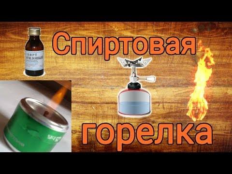 ГНТИ - Как сделать спиртовую горелку - Видеорепортажи из мира науки и техники