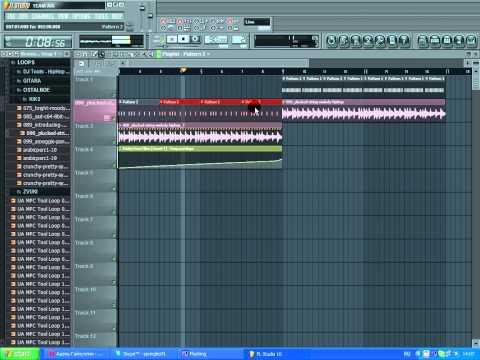 Как сделать рэп трек