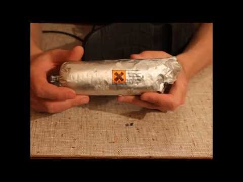 Как сделать резиновую подошву в домашних условиях