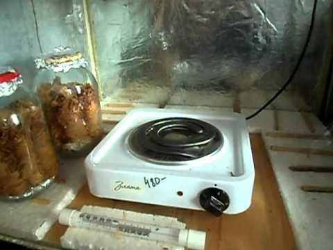 Как сделать ферментационный шкаф