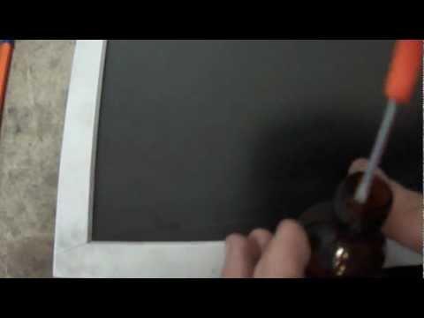 как удалить царапину с жк экрана