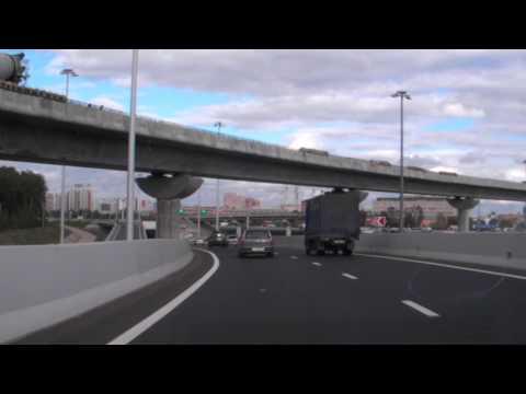 Онлайн видео Новая развязка МКАД - Новорижское шоссе.  Вы можете посмотреть этот фильм чтобы убедиться в его высоком...