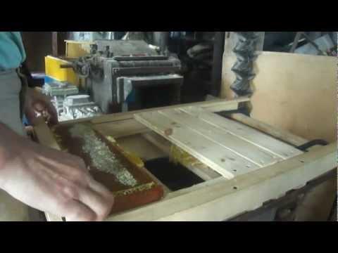 Электронож для распечатки сотов своими руками видео
