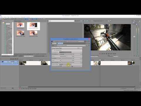 Как сделать видеопереходы в вегас про