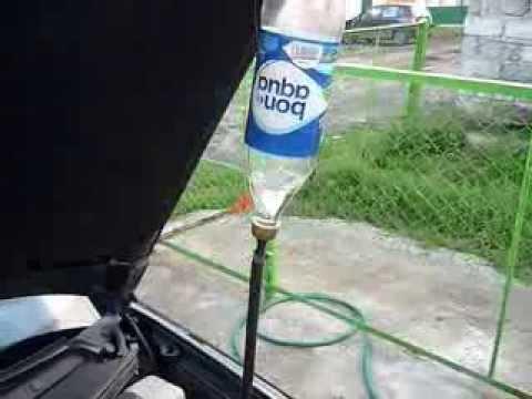 Промывка инжектора своими руками на приоре видео