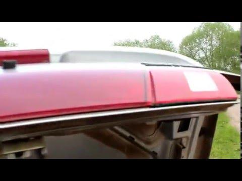 Как сделать изотермический фургон своими руками