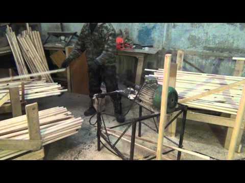 Станок для изготовления шкантов своими руками