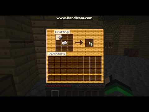 Прохождение игры майнкрафт как сделать зажигалку