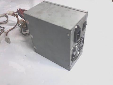 24 вольта из компьютерного блока питания своими руками