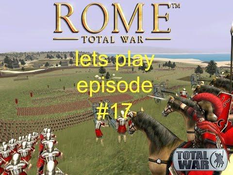 ГНТИ - (Destruction of Spain and Dacia) ROME TOTAL WAR lets play episode - Видеорепортажи из мира науки и техники