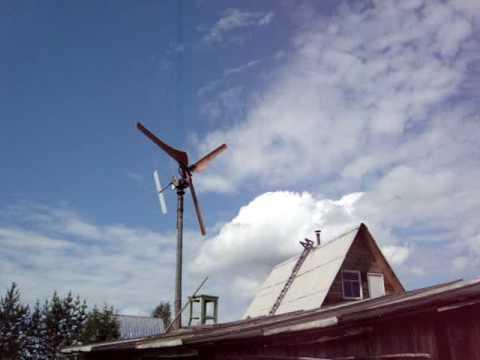 Ветряк своими руками 220в фото