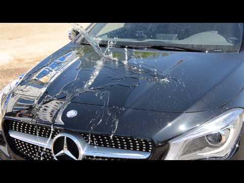 Полировка автомобиля жидким стеклом своими руками