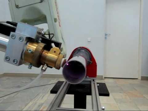 Как сделать мощный лазер для резки металла своими руками