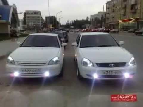 Онлайн видео Приоры Дагестана.  …