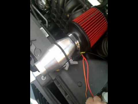 Турбина на авто видео
