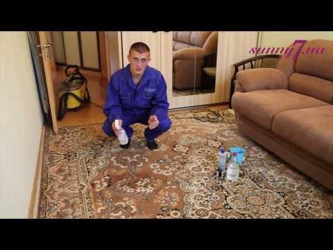 Как в домашних условиях почистить ковер содой