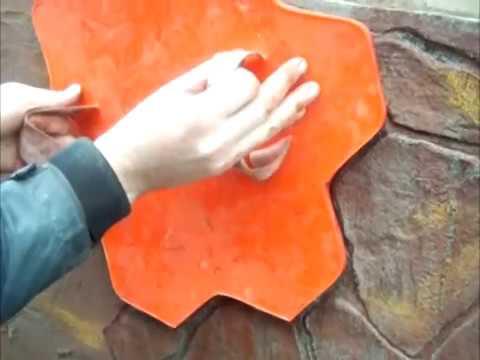 Штукатурка под камень своими руками фото