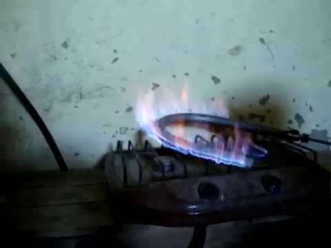 Газгольдерная установка своими руками