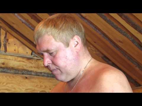 Русская баня мастер класс видео