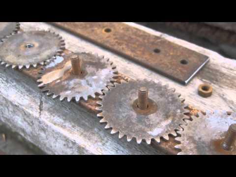 Электропривод для мангал своими руками
