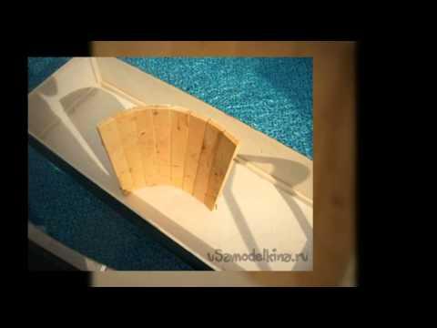Мини лодка из фанеры чертежи
