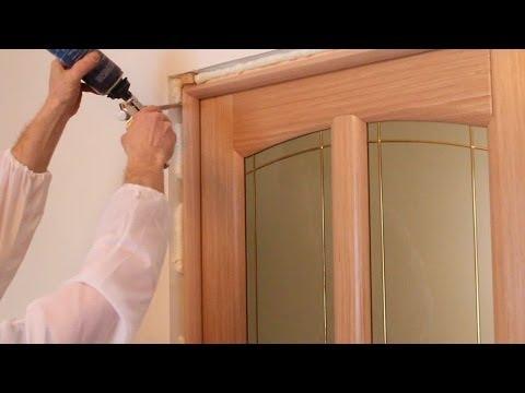 Как самостоятельно установить дверь межкомнатную
