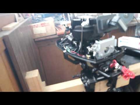 лодочный мотор меркури плохой мотор