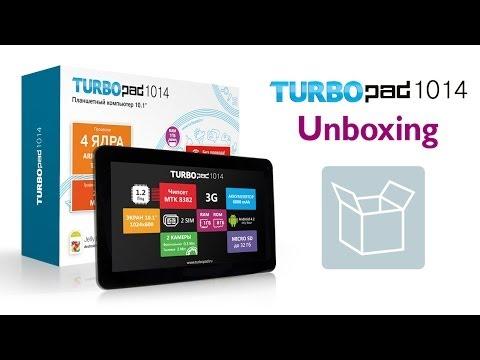 ГНТИ - Распаковка TurboPad 1014 - Видеорепортажи из мира науки и техники