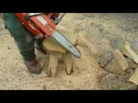 Табуретка своими руками видео фото