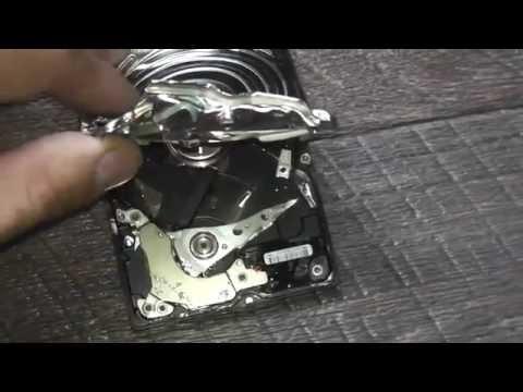 Ремонт жесткого диска ноутбука ютуб