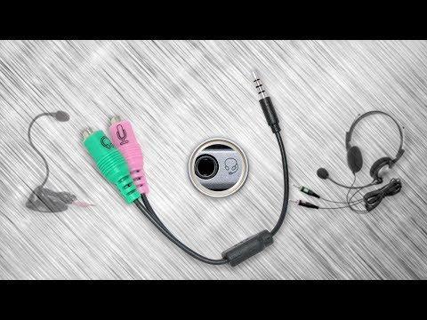 Как сделать чтобы работал микрофон в наушниках а не на ноутбуке