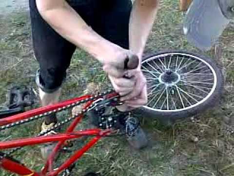 Тюнинг велосипеда своими руками из подручных материалов фото