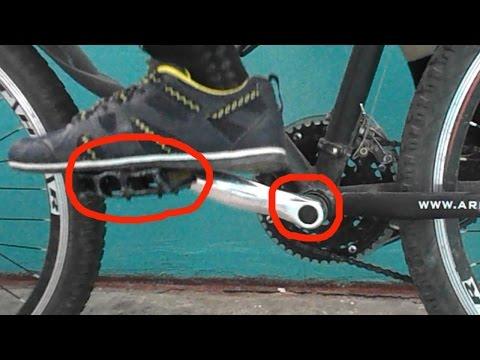 Ремонт задней каретки велосипеда своими руками видео