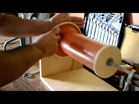 Фазоинвертор труба своими руками