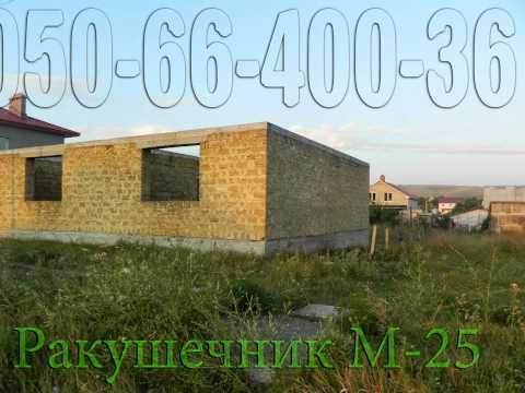 говорят видео как строить дом из ракушняка сайта носит информационный
