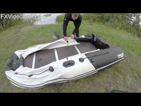 лодки пвх с нднд в уфе ривьера
