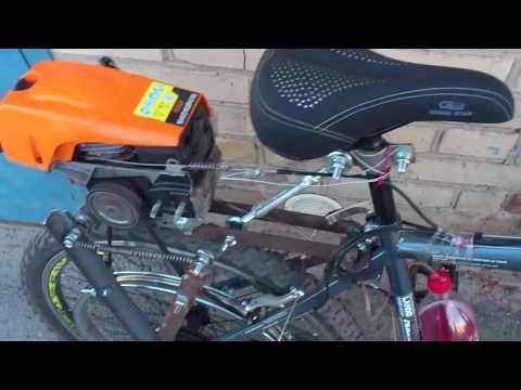 Как сделать велосипед с электромотором своими руками