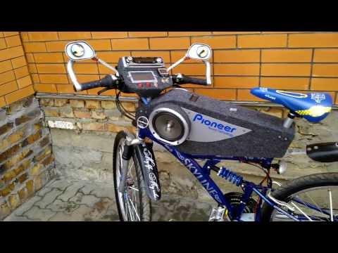 Тюнинг велосипеда своими руками в домашних условиях фото