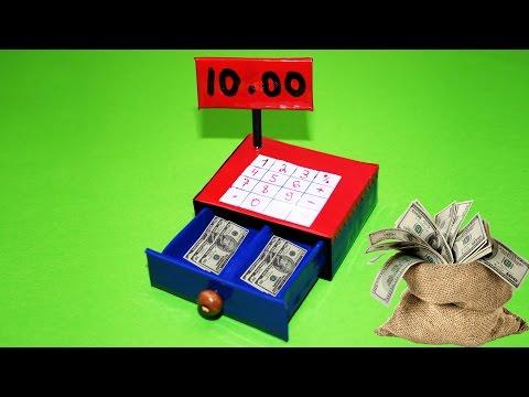 Как сделать деньги для игры в магазин своими руками видео