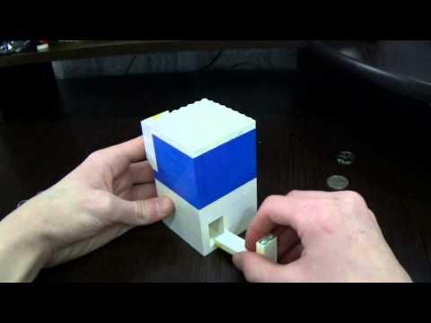 Как сделать из лего мини конфетница - Эдванс СБ