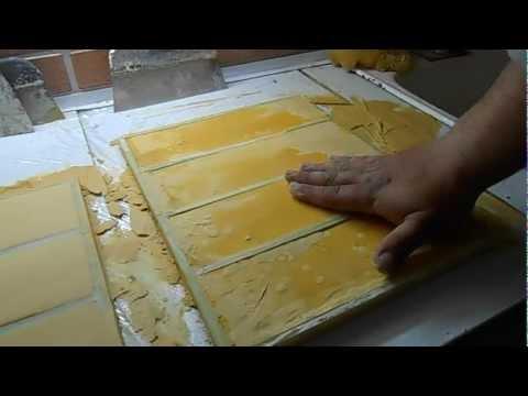 Изготовление декоративного кирпича своими руками