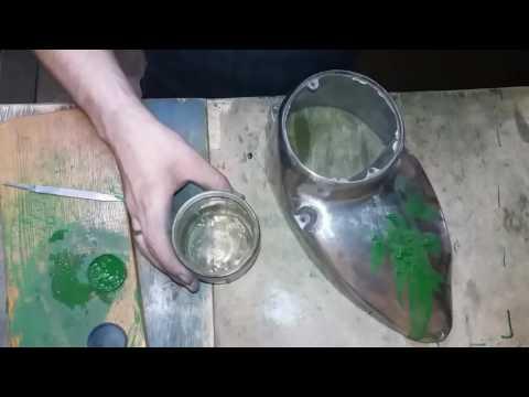 Как отполировать алюминий до блеска в домашних условиях