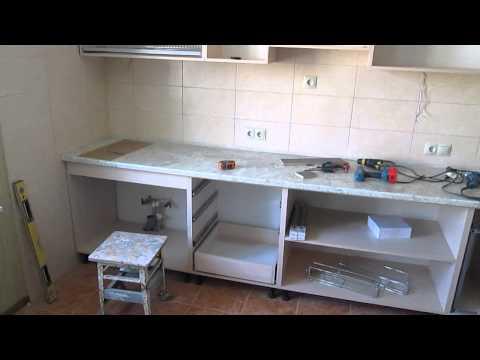 Мебель своими руками кухни от а до