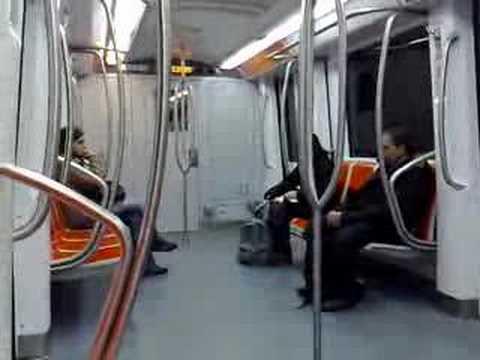 Metro roma linea a fermata cipro
