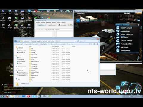 Онлайн-игры бесплатно Ставим скрытые обвесы в nfs world (18.08.2011