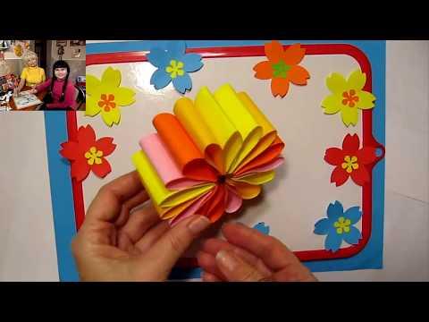 Поделки на день рождения бабушке своими руками из бумаги