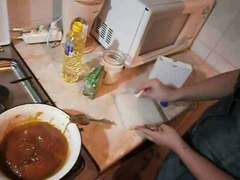 Как сделать сладкие петушки в домашних условиях